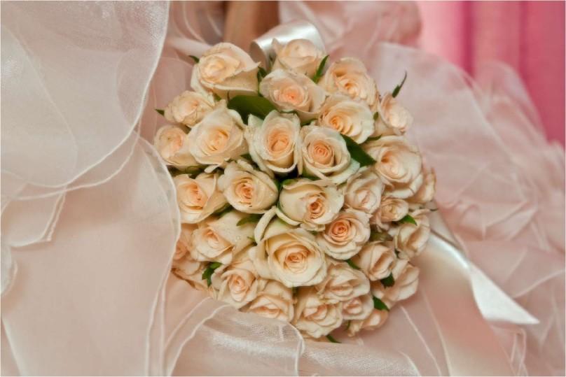 Un bouquet semplice e delicato…