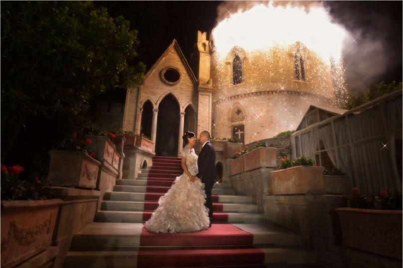 Un matrimonio da favola!