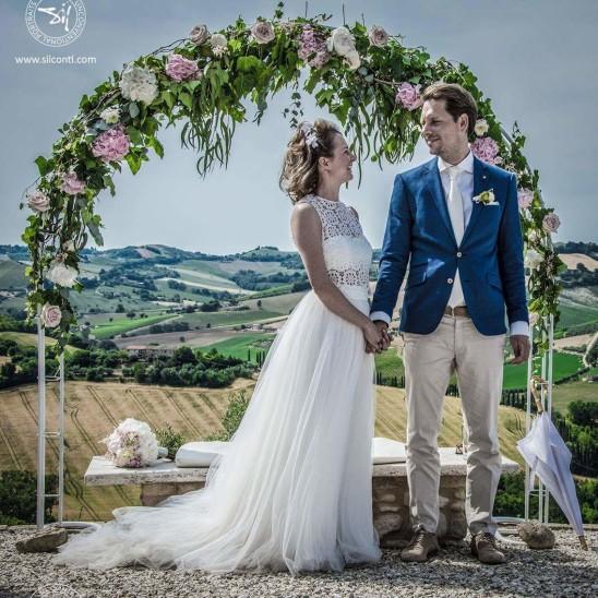Gli stranieri e l'Italia. Un matrimonio da favola!