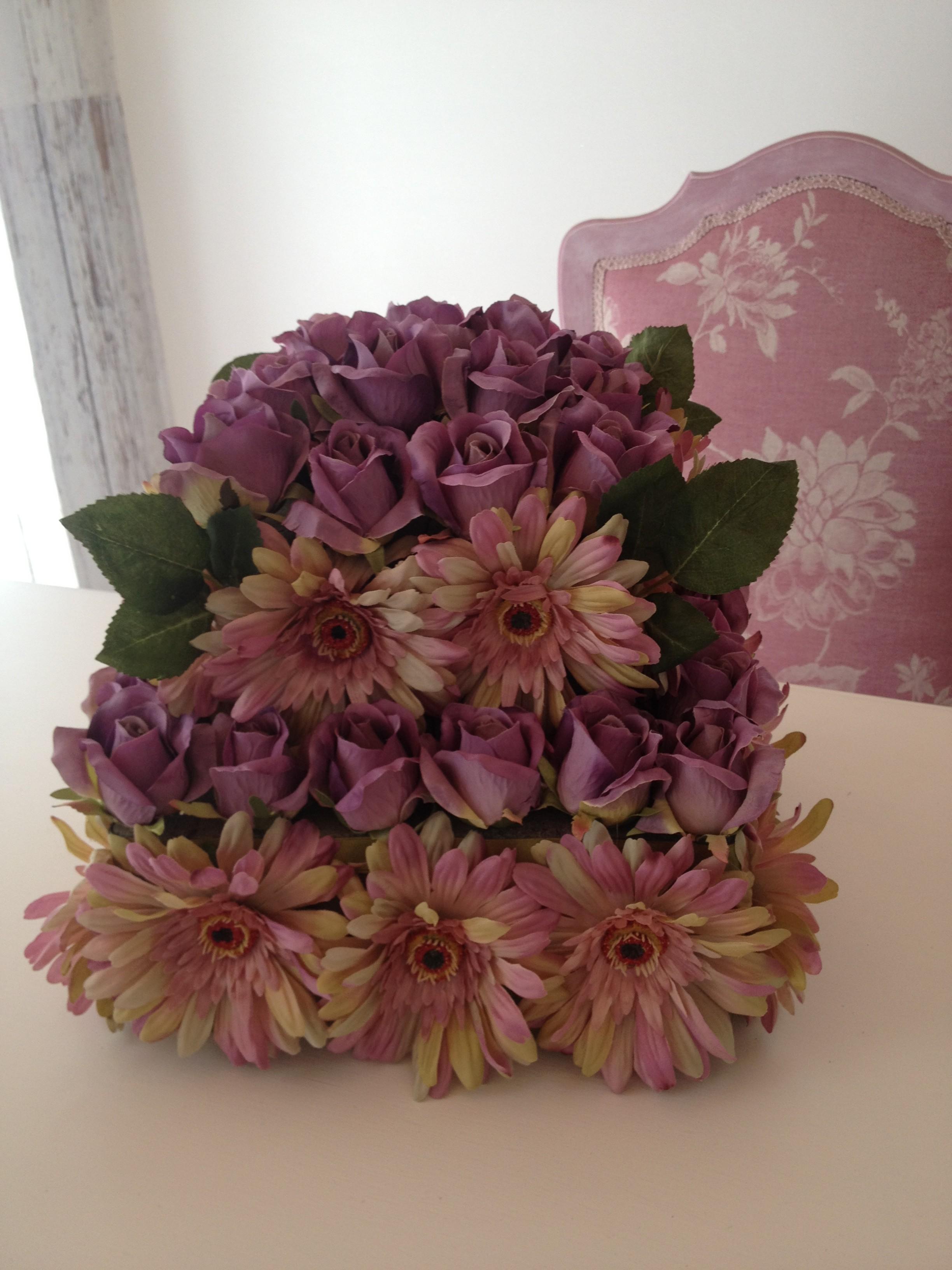 Allestimento vetrine aranciaecannella wedding planner for Rose color rosa antico