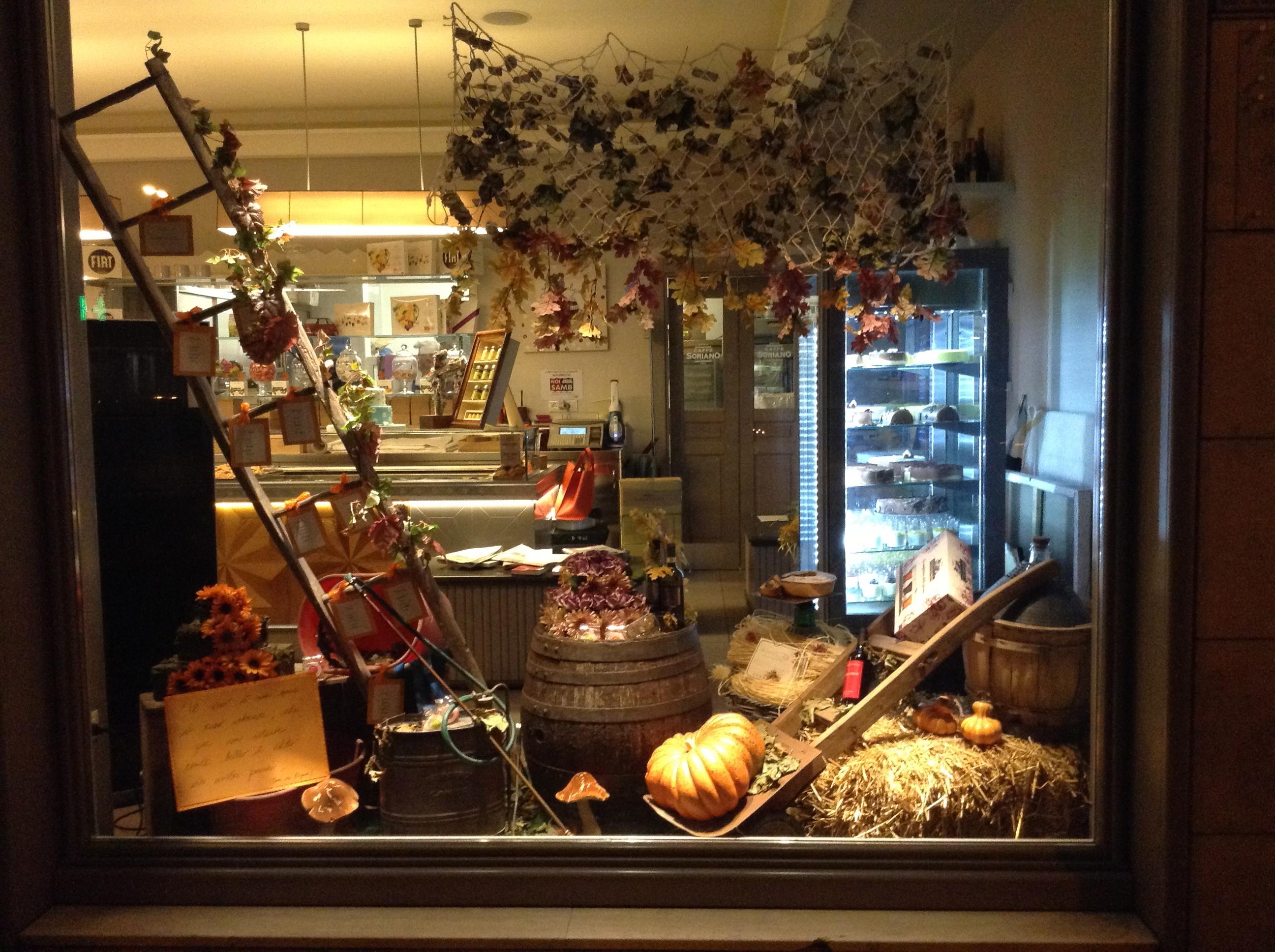 Connu Idee per vetrine d autunno – Pannelli decorativi plexiglass AU52