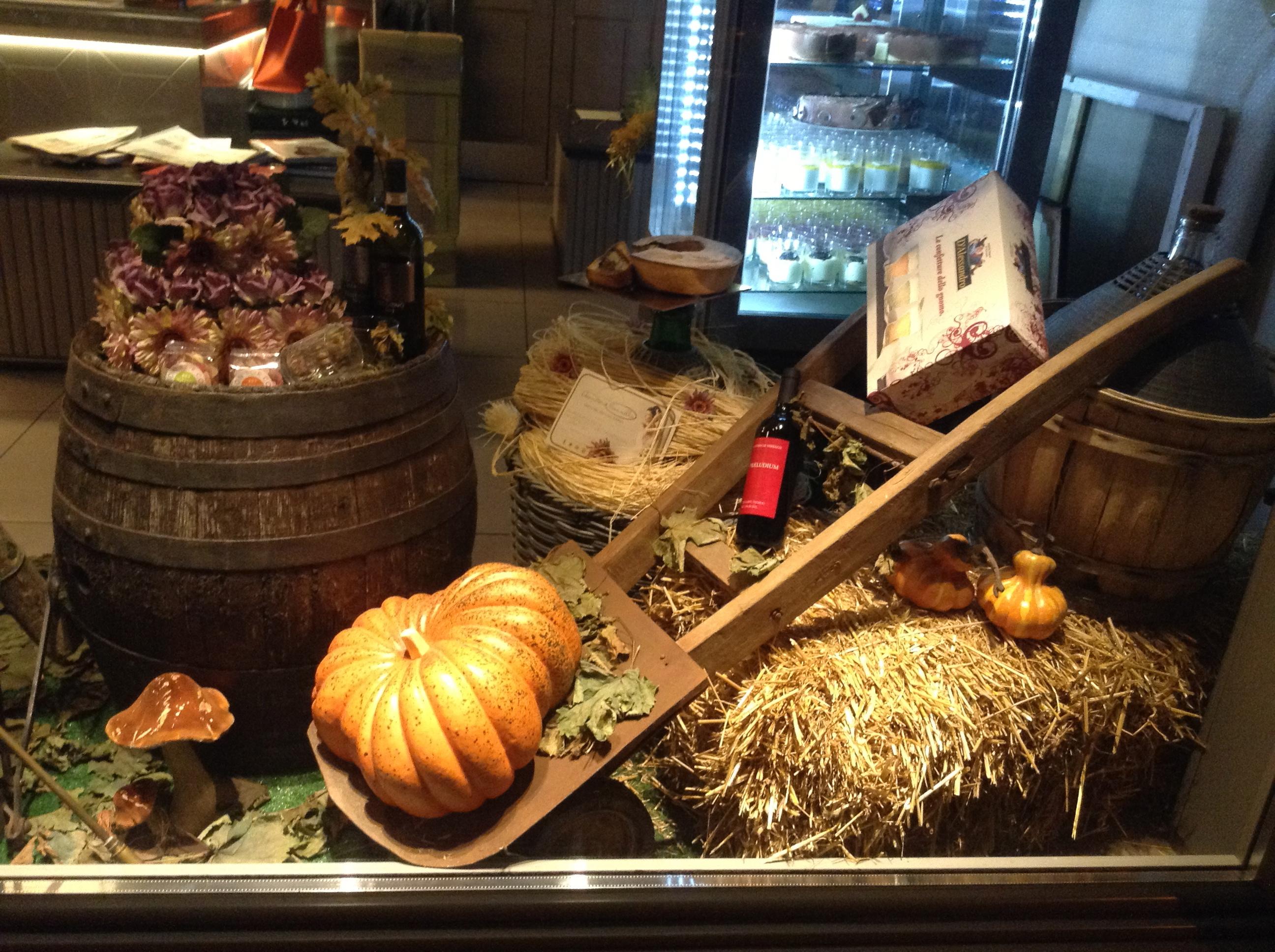 Arriva l autunno tra elementi di tradizione e chicche di for Idee per aprire un negozio originale