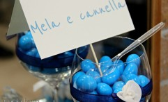 L'eleganza del blu e dell'azzurro. Imparagonabili!