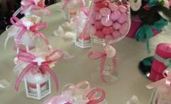 Lanterne e confetti come bomboniera…abbinati alla confettata!!