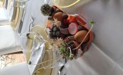 Centrotavola Pasquale…super creativo! Arancione.