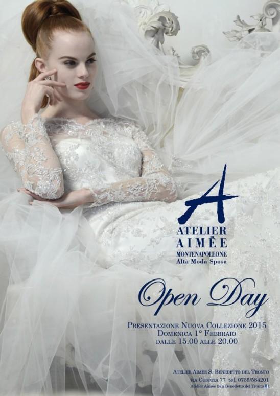 Open Day Atelier Aimée