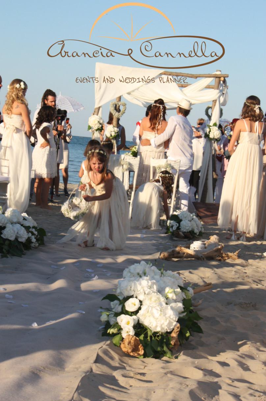 Un matrimonio da favola in stile shabby!