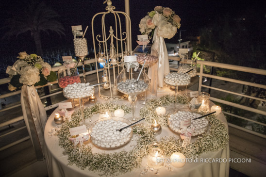 Matrimonio Tema Rosa Cipria : Confettata aranciaecannella wedding planner and events