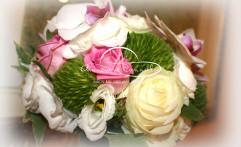 Il bouquet della sposa.