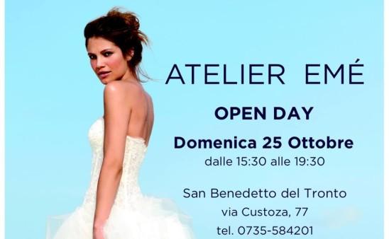 Open Day Atelier Emé
