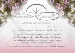 aranciaecannella_nuova_sede_invito_digitale