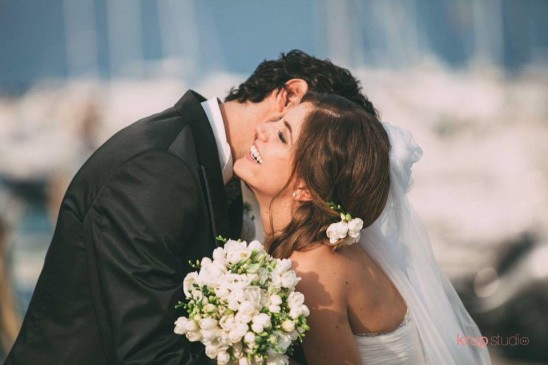 Silvia e Simone sposi…